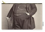 American Man, 1860s Carry-all Pouch