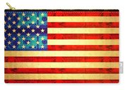American Money Flag Carry-all Pouch