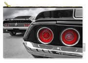 American Muscle Carry-all Pouch by Gill Billington