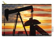 American Oil  Carry-all Pouch by James BO  Insogna