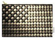 American Pastime In Sepia Carry-all Pouch
