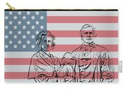 American Patriots Carry-all Pouch by Dan Sproul