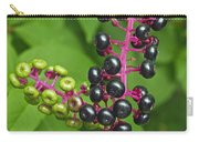 American Pokeweed  Carry-all Pouch