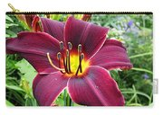 American Revolution Daylily Carry-all Pouch