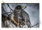 American Robin 2 Carry-all Pouch