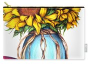 American Rustic  Carry-all Pouch