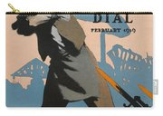 American Shipbuilder Carry-all Pouch by Edward Hopper