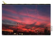 American Sunset Carry-all Pouch