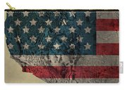 American West Topography Map Carry-all Pouch