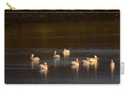 American White Pelicans Carry-all Pouch