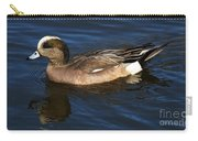American Widgeon Drake 1 Carry-all Pouch