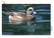 American Widgeon Duck Carry-all Pouch
