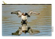 American Wigeon Drake Carry-all Pouch