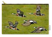 American Wigeon Drakes Carry-all Pouch