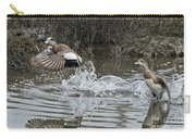 American Wigeon Pair Carry-all Pouch