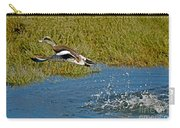 American Wigeon Taking Off Carry-all Pouch
