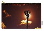 American Windmill Carry-all Pouch by Marco Oliveira