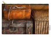 Americana - Emotional Baggage  Carry-all Pouch by Mike Savad