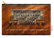 Americana - Radio - Remember What Radio Was Like Carry-all Pouch