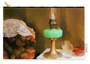 Americana - Still Life With Hurricane Lamp Carry-all Pouch