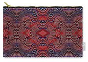 Americana Swirl Banner 2 Carry-all Pouch