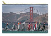 Americas Cup Catamarans At The Golden Gate Carry-all Pouch