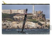 Americas Cup Oracle Team And Alcatraz Carry-all Pouch