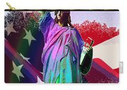 America's Statue Of Liberty Carry-all Pouch