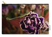 Amethyst African Violet Carry-all Pouch