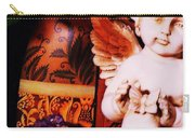 Amethyst Angel Carry-all Pouch
