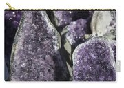 Amethyst Geode Pieces Carry-all Pouch