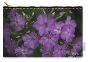 Amethyst Phlox Carry-all Pouch