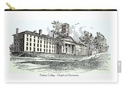 Amherst College - Chapel And Dormitories Carry-all Pouch