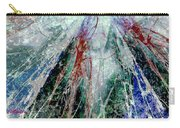 Amid The Falling Snow Carry-all Pouch