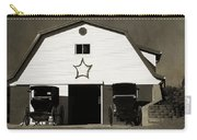 Amish Barn And Buggies Carry-all Pouch
