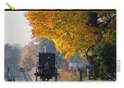 Amish Buggy Fall 2014 Carry-all Pouch