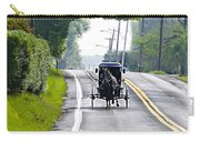 Amish Buggy In Lancaster County Pa. Carry-all Pouch