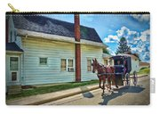 Amish Country Ride Carry-all Pouch