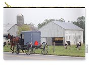 Amish Country Carry-all Pouch