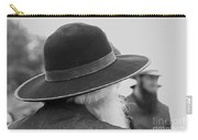 Amish Faces Carry-all Pouch