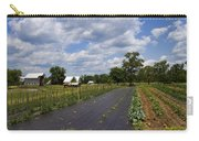 Amish Farm And Garden Carry-all Pouch
