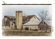 Amish Farm In Etheridge Tennessee Usa Carry-all Pouch by Kathy Clark