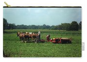 Amish Field Work Carry-all Pouch