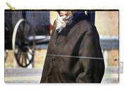 Amish Man Waiting Carry-all Pouch