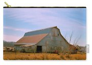 Amish Metal Barn Carry-all Pouch