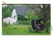 Amish Way Of Life Carry-all Pouch