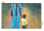 Amma's Grip Leads. Carry-all Pouch by Usha Shantharam