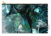 Ammonite Seascape Carry-all Pouch