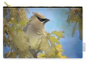 Among The Catkins Carry-all Pouch