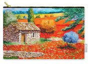Among The Poppies Carry-all Pouch
